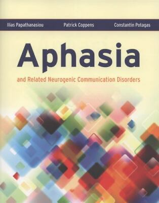 £4.50 • Buy Aphasia And Related Neurogenic Communication Disorders , Papathanasiou, Ilias