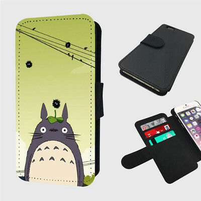 £9.97 • Buy MY NEIGHBOUR TOTORO CHARACTER - Flip Phone Case Cover - Fits Iphone / Samsung
