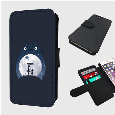 £9.97 • Buy TOTORO NEIGHBOUR SILHOUTTE - Flip Phone Case Cover - Fits Iphone / Samsung