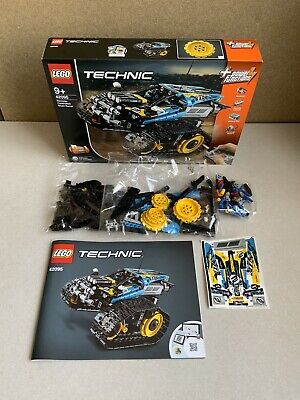 £31.25 • Buy LEGO TECHNIC 42095 Stunt Racer Set, New Factory Sealed Bags, No Power Functions