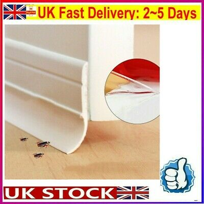 £7.72 • Buy 1 Piece Acoustic Door Bottom Silicone Stopper Self Adhesive Threshold Seal Strip