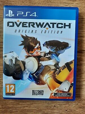AU46.60 • Buy Overwatch Origins Edition PS4 FREE POST & FAST DISPATCH