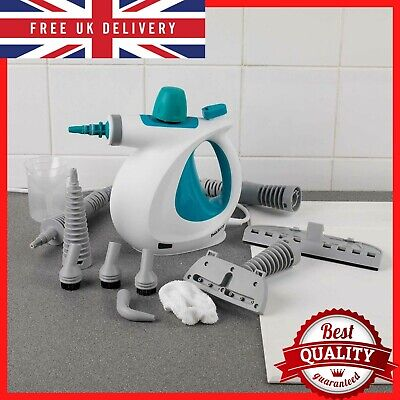 £41.92 • Buy Electric Portable Steam Steamer Cleaner Hand Held Bathroom Home Glass Tiles Sofa