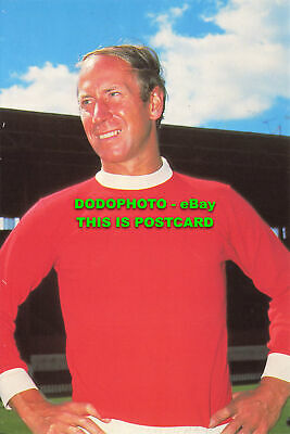£5.75 • Buy L155023 Bobby Charlton. Manchester United Official Collectors Postcards. Wolff E