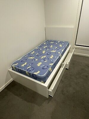 AU150 • Buy Single Bed With Mattress