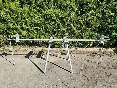 £150 • Buy Makita CHOP SAW STAND Aluminium Frame Bench Table Power Tool Holder Woodwork 230