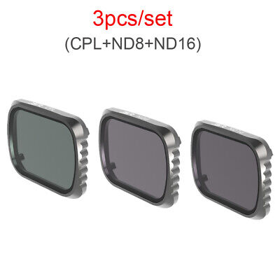 AU22.39 • Buy Lens Filter UV CPL ND4 ND8 ND16 ND32 Camera Filters For DJI Mavic Air 2S Drone