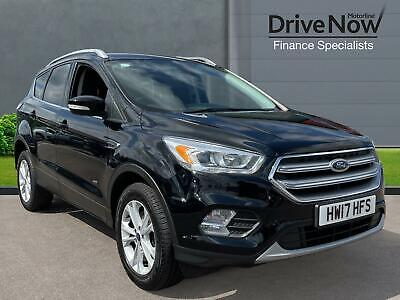 £16500 • Buy 2017 Ford Kuga 1.5T EcoBoost Titanium Auto AWD (s/s) 5dr SUV Petrol Automatic