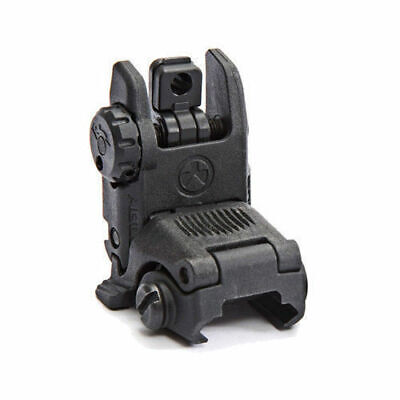$55.05 • Buy Brand New Authentic - Magpul - MAG248 (MBUS Rear Back-Up Sight, Gen 2) - Black
