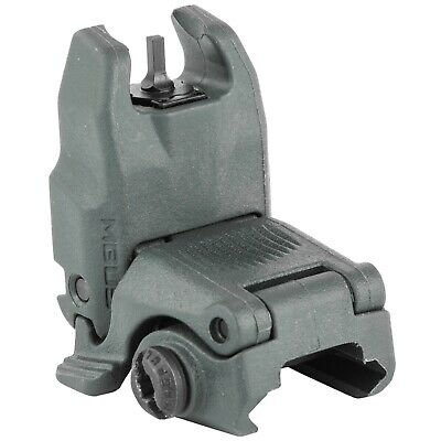$37.95 • Buy Authentic (Brand New) MAG248-GRY - MBUS Back-Up Front Sight - Gen 2 (Gray)