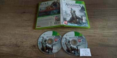 AU7.41 • Buy Assassin's Creed III, Xbox 360 Video Game