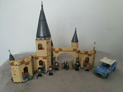 $ CDN17.31 • Buy LEGO Harry Potter Hogwarts Whomping Willow (75953) Incomplete