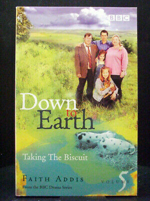 £2.83 • Buy Taking The Biscuit Down To Earth: Volume 5 By Faith Addis Paperback
