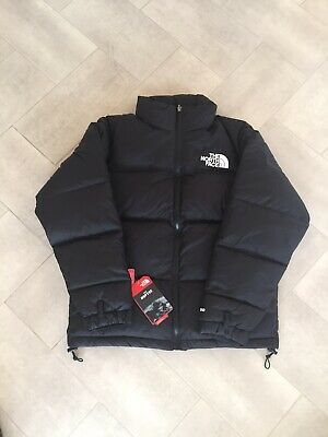 $254.50 • Buy The North Face Nuptse Coat Black Size Small Brand New With Tags