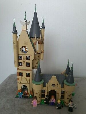 $ CDN50.20 • Buy Lego Harry Potter Astronomy Tower Incomplete