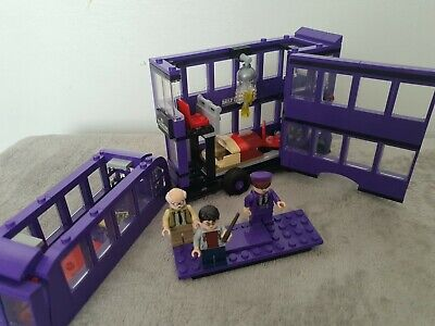 $ CDN11.25 • Buy Lego Harry Potter The Knight Bus Incomplete