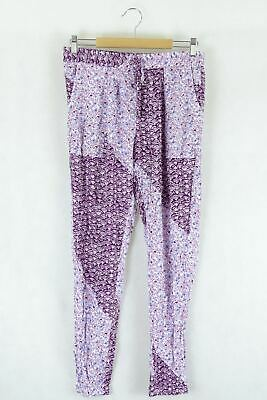 AU33 • Buy Tigerlilly Purple Pants 10 By Reluv Clothing