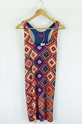 AU33 • Buy Tigerlilly Multicoloured Dress 12 By Reluv Clothing