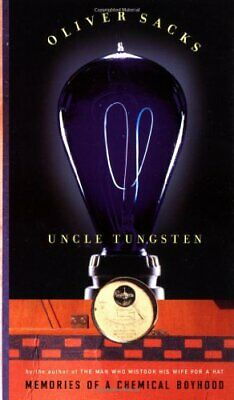 £5.76 • Buy Uncle Tungsten: Memories Of A Chemical Boyhood-Oliver W. Sacks