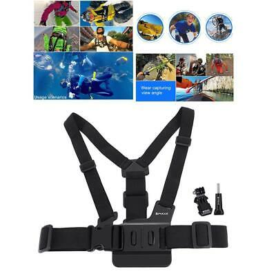 AU13.06 • Buy Chest Mount Harness Chesty Strap Compatible For GoPro HERO6 Black 5 5 Session 4