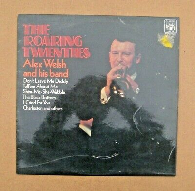 £2 • Buy 'The Roaring Twenties' - Alex Welsh & His Band - Marble Arch - 1970 - MALS 1370