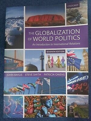 £14.50 • Buy The Globalization Of World Politics: An Introduction To International Relations