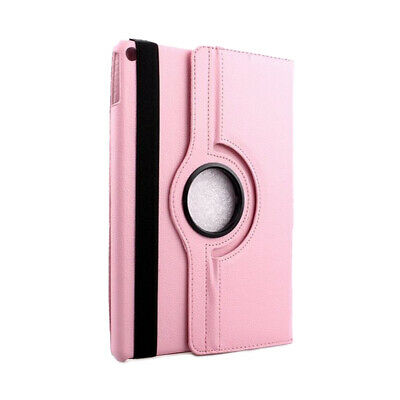 £2.99 • Buy IPad Air 2 Cover Case Leather 360˚ Rotating-silver