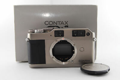 $ CDN465.76 • Buy [ MINT In Box ]Contax G1 35mm Green Label Rangefinder Camera Body From JAPAN