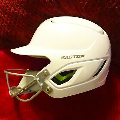 $28.99 • Buy EASTON CYCLONE BATTING HELMET SOFTBALL With Face MASK/Guard Size M/L,6 5/8-7 1/4