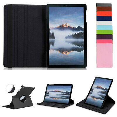 AU16.19 • Buy For Samsung Galaxy Tab A A7 S5e S6 S7 360° Rotating Leather Stand Case Cover