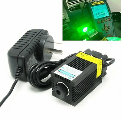 £118.69 • Buy 515nm 1000mw Focusable Green Dot 1W Laser Diode Module Engraving 12V Adapter