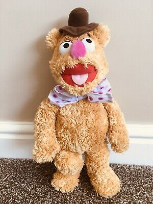 £9.99 • Buy Fozzie Bear 14  The Muppets Posh Paws Soft Toy