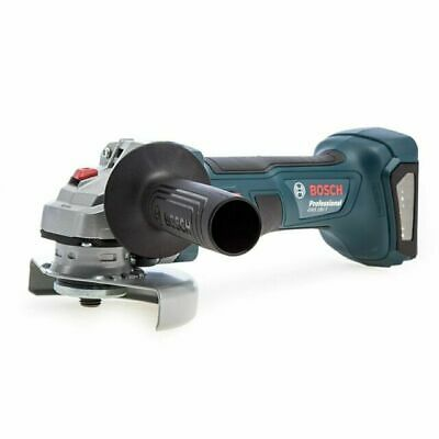£119 • Buy Bosch GWS 18V-7 Professional 4 1/2  115mm Brushless Cordless Angle Grinder.