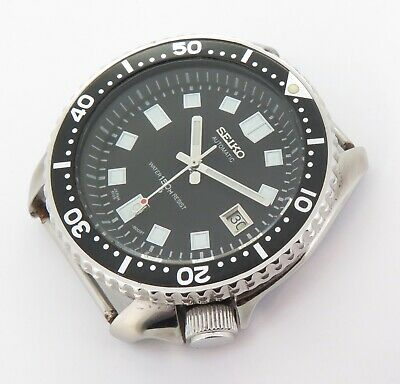 $ CDN97.74 • Buy Vintage Seiko 7002 700A Automatic Steel Mens 150m Divers Watch  NO RESERVE