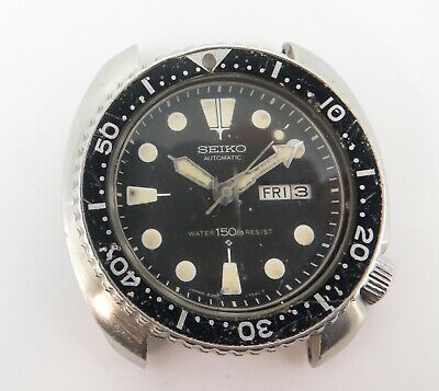 $ CDN131.56 • Buy Vintage Seiko 6309 7040 Automatic Steel Mens 150m Divers Watch  NO RESERVE
