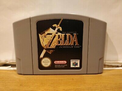 £3.20 • Buy The Legend Of Zelda: Ocarina Of Time - Nintendo 64 N64 - Tested And Working
