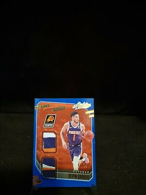 AU110 • Buy 2020-21 Panini Absolute Basketball Devin Booker Tools Of The Trade Patch 03/25