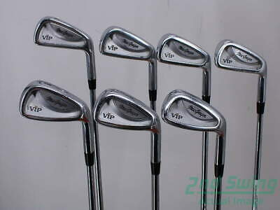 $0.99 • Buy MacGregor VIP Forged Iron Set 4-PW Steel Regular Right 38.0in