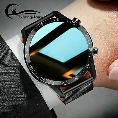AU40.49 • Buy Sports Smart Watch Men ECG+PPG Vibration Blood Pressure Heart Rate Monitor A2TF
