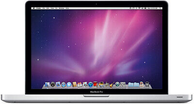 $327 • Buy Apple MacBook Pro 15.4  Intel Quad-Core I7-2GHz, Up To16GB RAM, Up To 1TB SSD