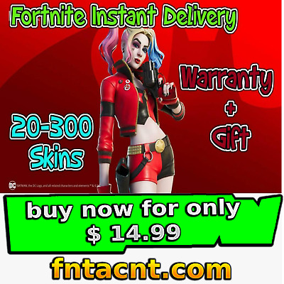 $ CDN62.94 • Buy OG FN Account | Skin  20-250 | Instant Delivery | Read The Description First |