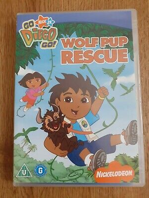 £2.99 • Buy Go Diego Go - Wolf Pup Rescue (DVD, 2008)