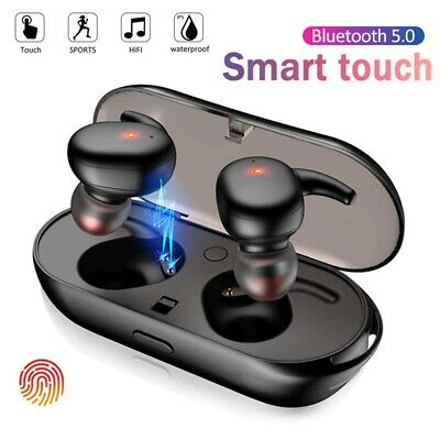 $ CDN3.21 • Buy Wireless Earbuds Earphones Noise Cancelling Headset Stereo Sound For Android IOS