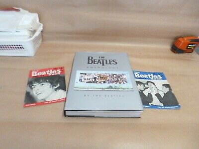 £7.99 • Buy Beatles Anthology By The Beatles Book And 2 Beatles Magazine Monthly 11 And 15.
