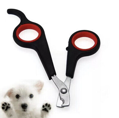 £1.89 • Buy Pet Dog Nail Clippers Cat Rabbit Bird Guinea Pig Easy Use Claw Trimmers Scissors