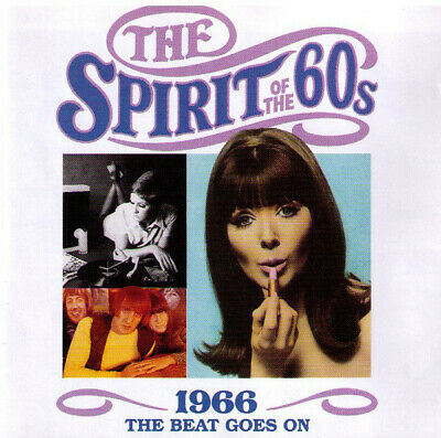 £17.99 • Buy Various - The Spirit Of The 60s: 1966 The Beat Goes On (CD, Comp)