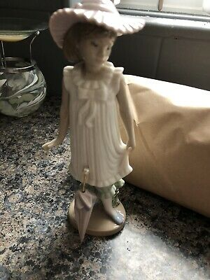 £9.99 • Buy Nao/lladro Figurines Pre Owned Spanish Porcelain Collectable Rare Mint
