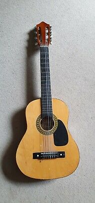 £19.99 • Buy Small Acoustic Guitar 1/4 Size (30 ) Kids / Children Play & Learn Collect Only