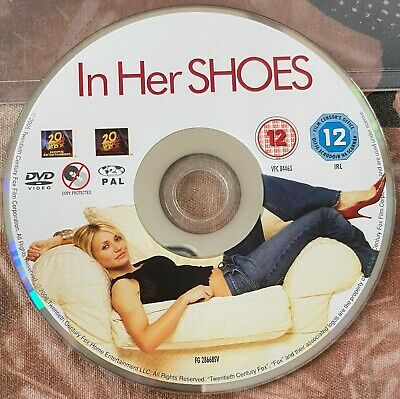 £0.30 • Buy In Her Shoes (2005) Film  - DVD (Disc Only)