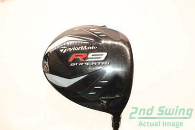 £114.53 • Buy TaylorMade R9 SuperTri Driver 10.5° Graphite Regular Right 45.5in